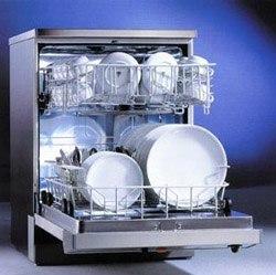 Установка встроенной посудомоечной машины. Владимирские сантехники.